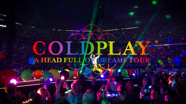 Four Tickets to Coldplay Concert