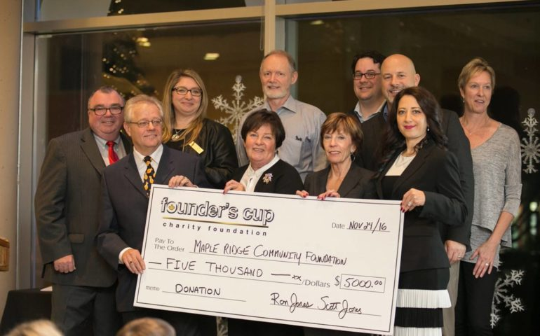 Maple Ridge Community Foundation 2016