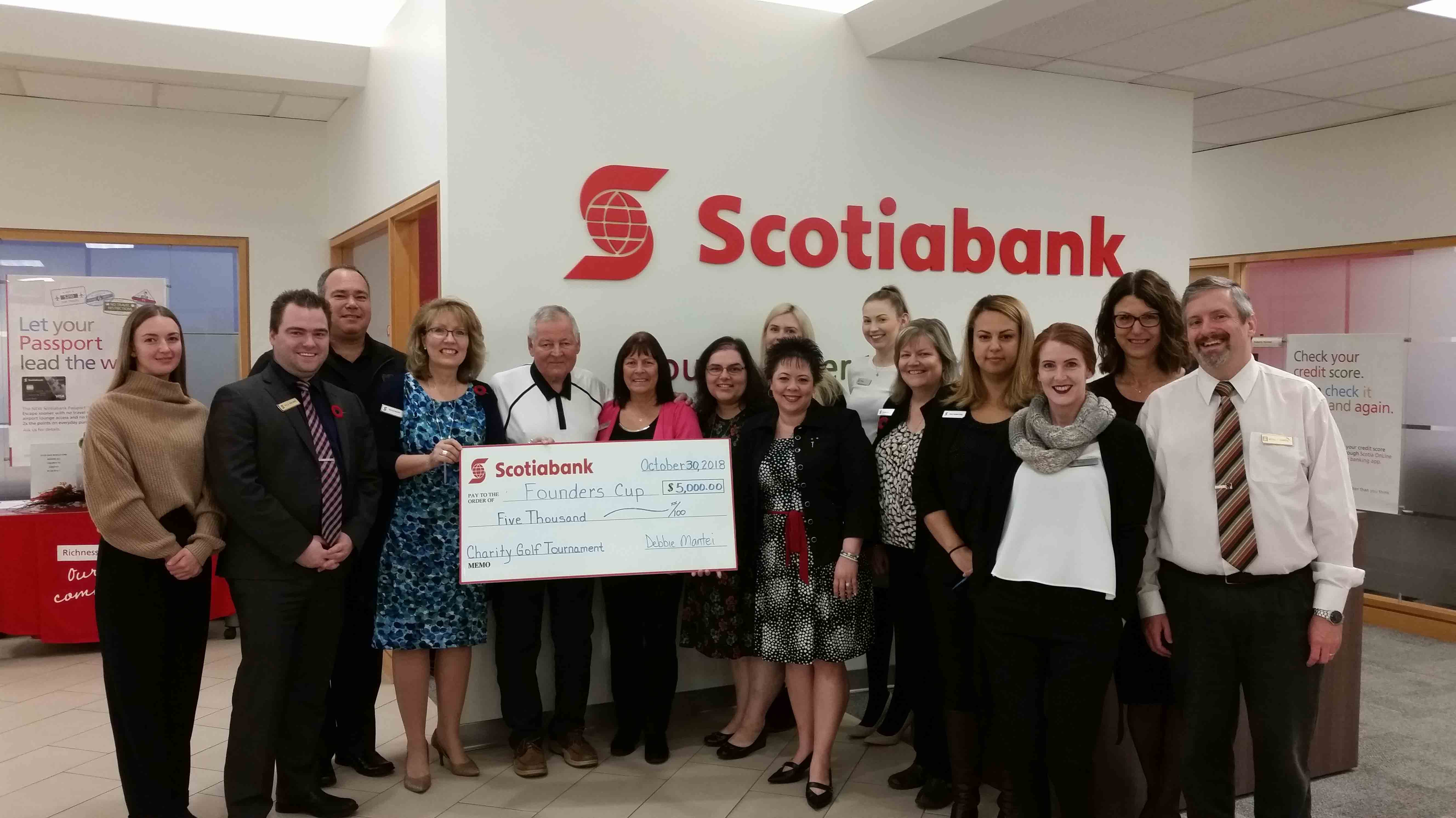 Scotiabank Maple Ridge / Pitt Meadows - Founders Cup